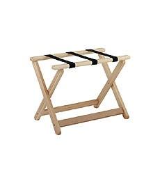 ALISEO Woodden Luggage Rack