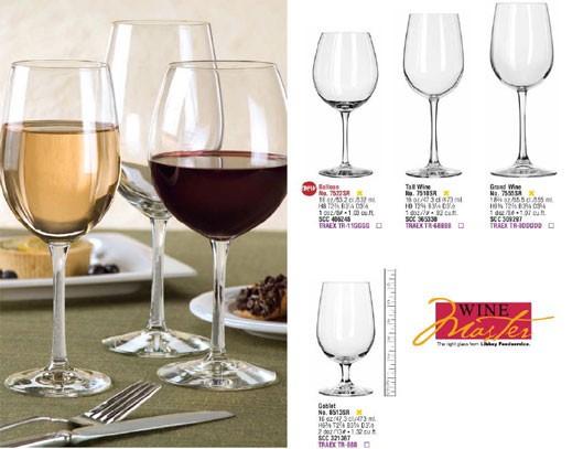 Imported Glasware