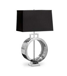 MODERN ART TABLE LAMP