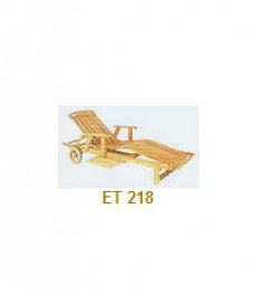 Lounger with Arm