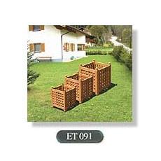 Bali Planter Box