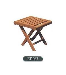 Koh Samet Folding Side Table