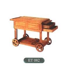 Tahiti Tea Trolley