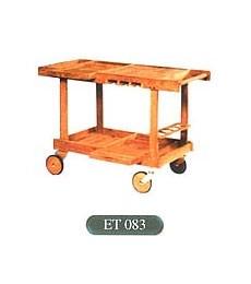 Terra Tea Trolley